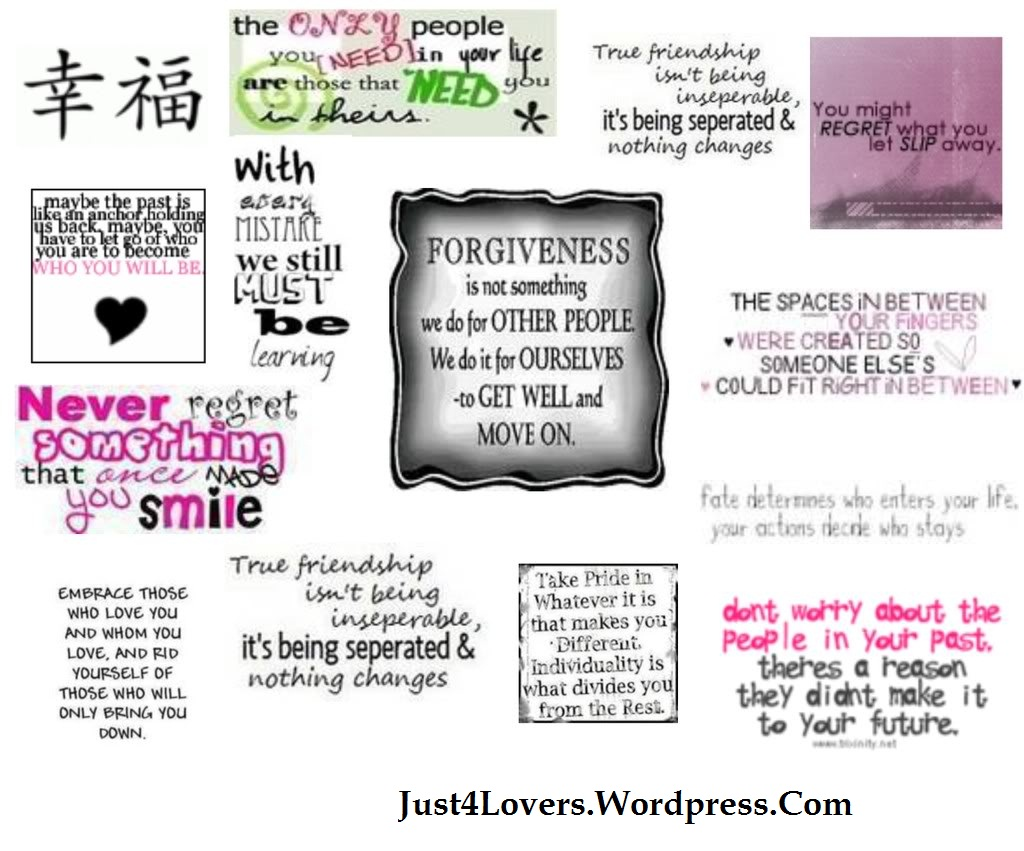 Love Quotes and Sayings-Just4lovers