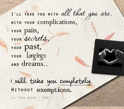 miss you wallpapers with quotes. I will Take you Completely