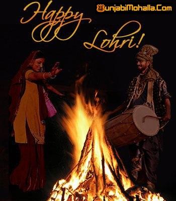 Happy lohri 2011. Tera kaun vicaharaa ho! Dullah bhatti walla ho!