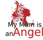 my-mom-angel